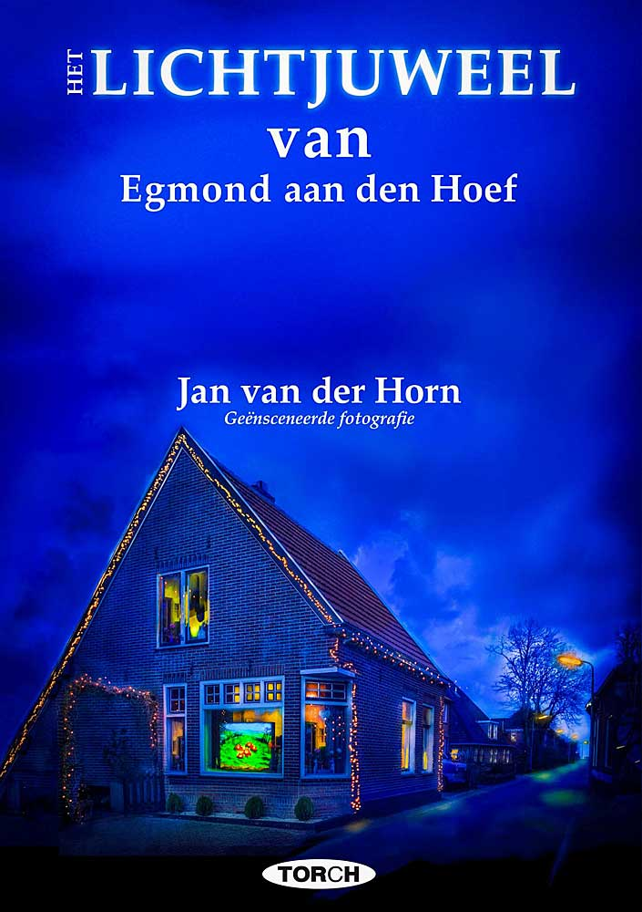 Lichtjuweel in Egmond aan den Hoef, november 2017